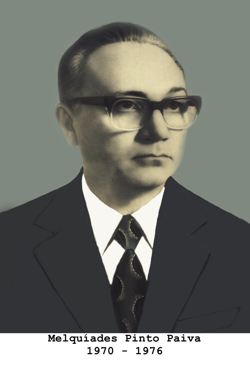 Melquiades Pinto Paiva - 1970 - 1976