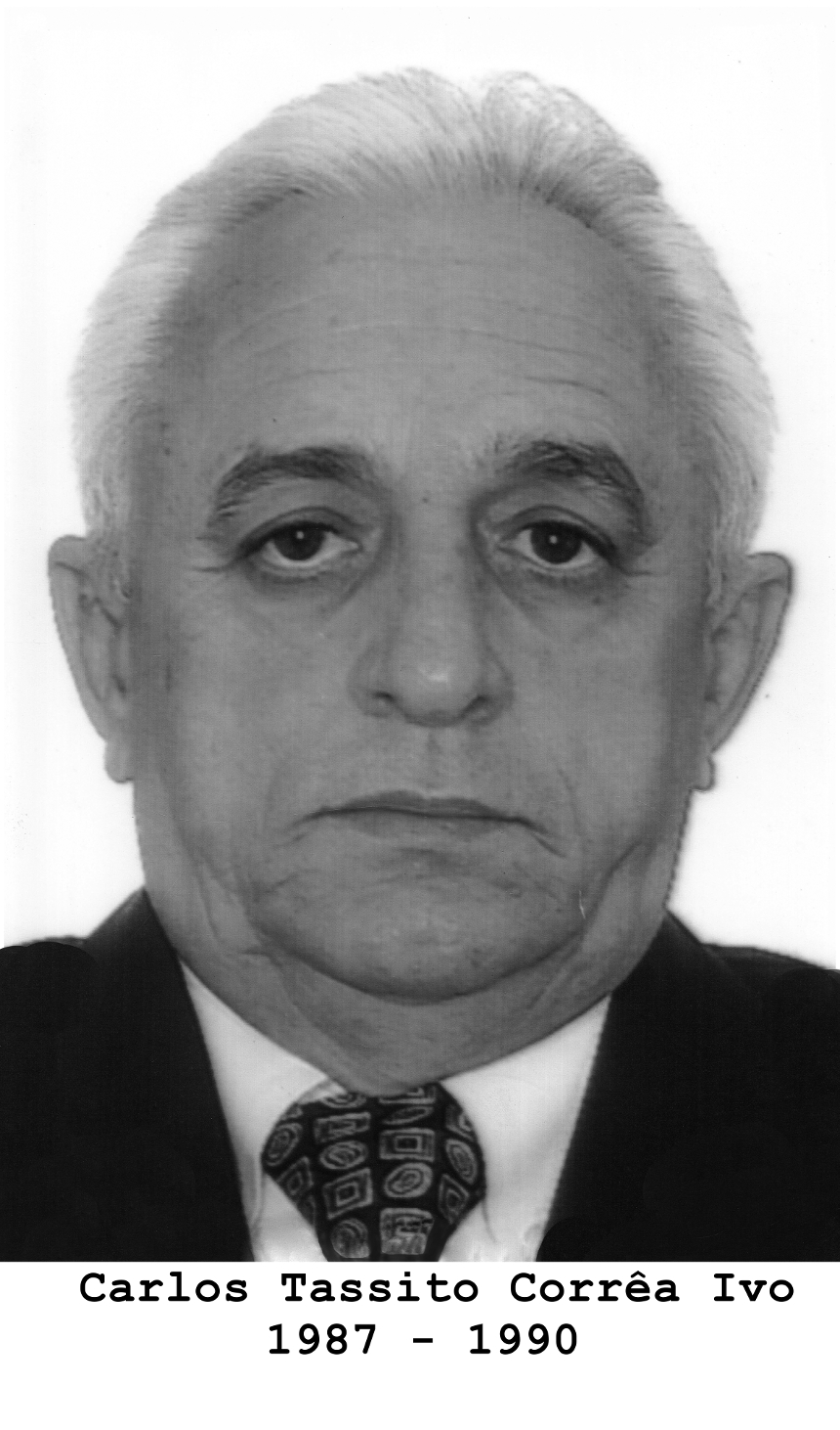 Carlos Tassito Corrêa Ivo 1987 - 1990