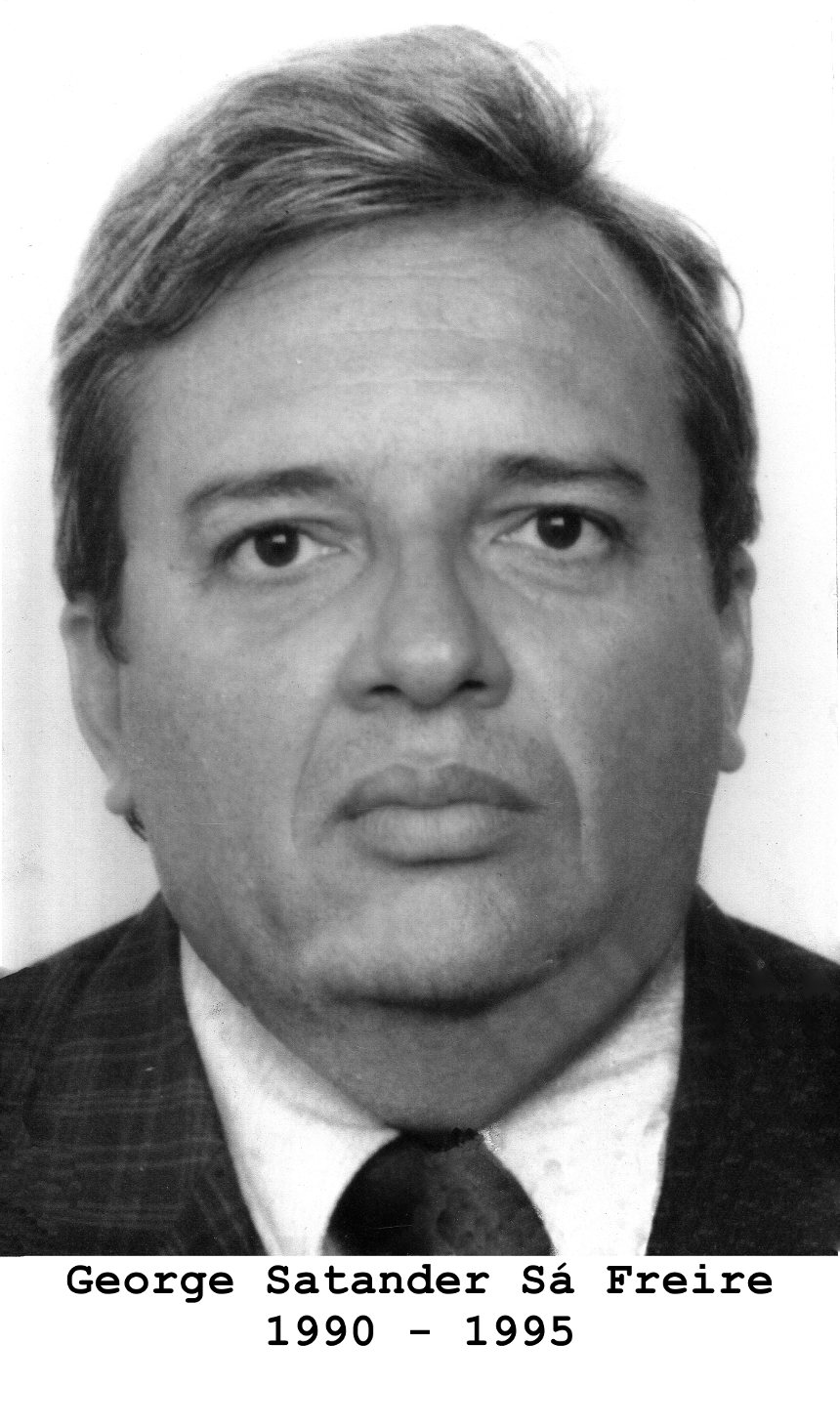 George Satander Sá Freire 1990 - 1995