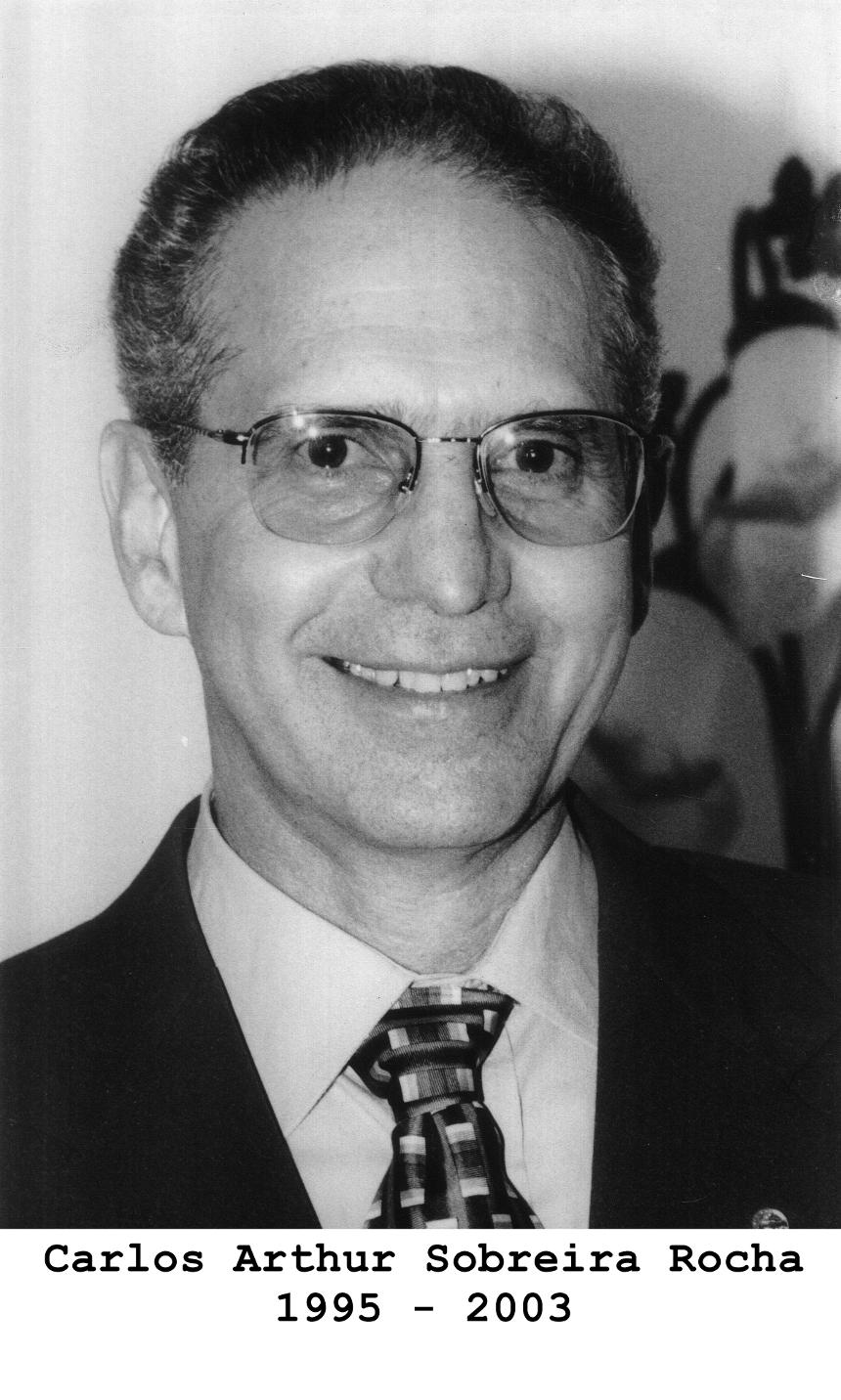 Carlos Arthur Sobreira Rocha 1995 - 2003